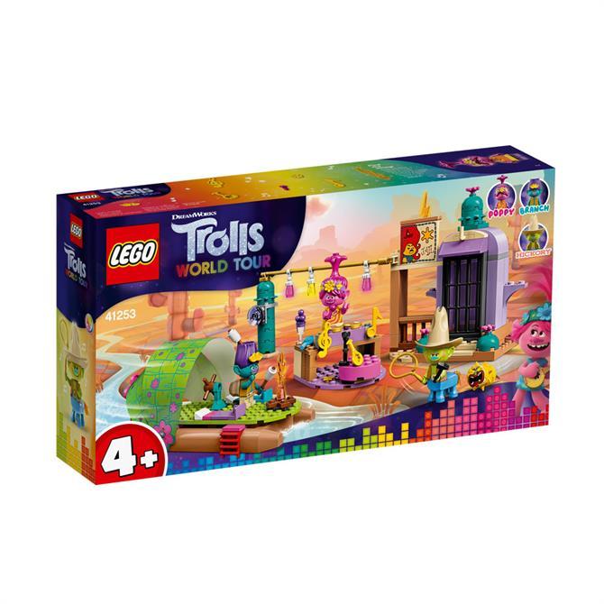 Lego Trolls Lonesome Flats Raft Adventure 41253