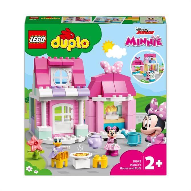 Lego Duplo Disney Minnie's House & Café Set 10942