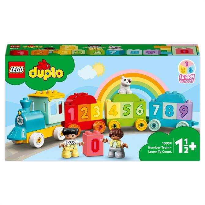 Lego Duplo My First Number Train Toy Set 10954