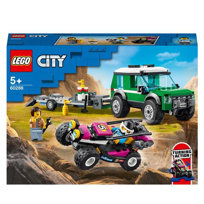 Lego City Race Buggy Transporter 60288