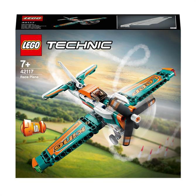 Lego Technic Racing Plane 42117