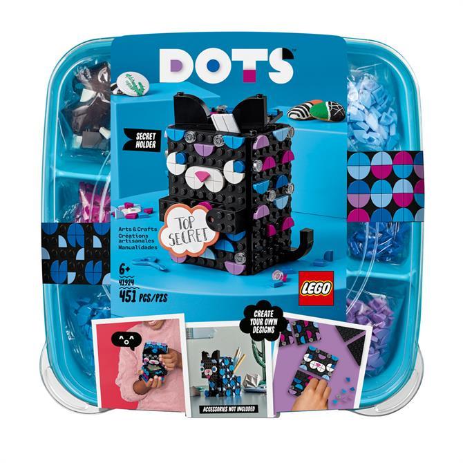 Lego Dots Secret Holder 41924