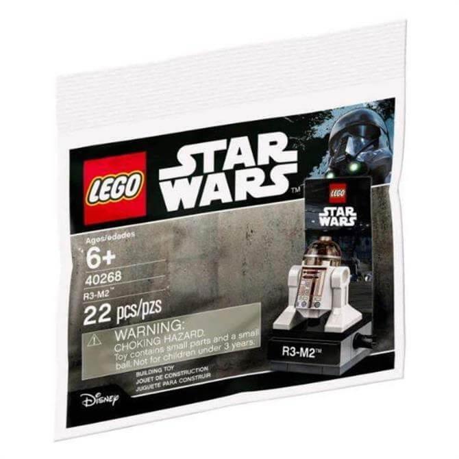 Lego Star Wars Minfigure – Collectible Bag