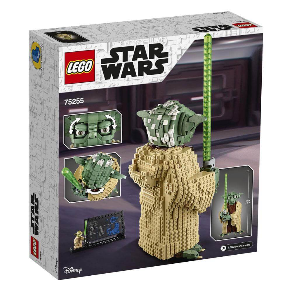 lego star wars yoda set 75255  jarrold norwich
