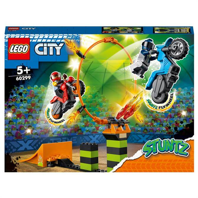 Lego City Stunt Competition 60299