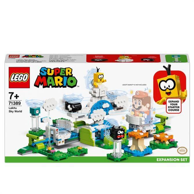 Lego Lakitu Sky World Expansion Set 71389