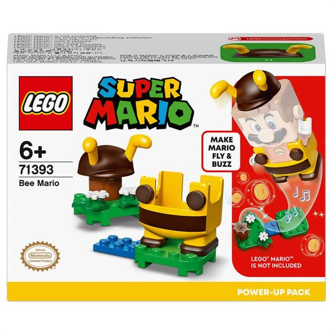 Lego Bee Mario Power-Up Pack 71393