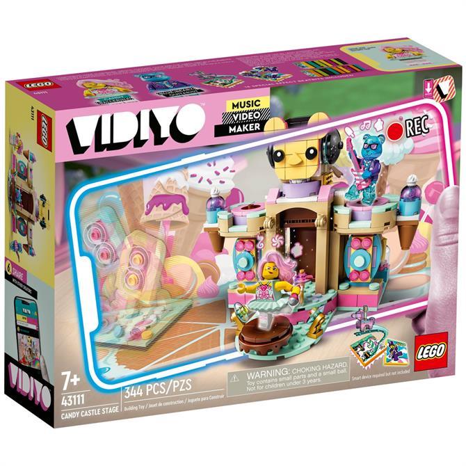 Lego VIDIYO Candy Castle Stage 43111
