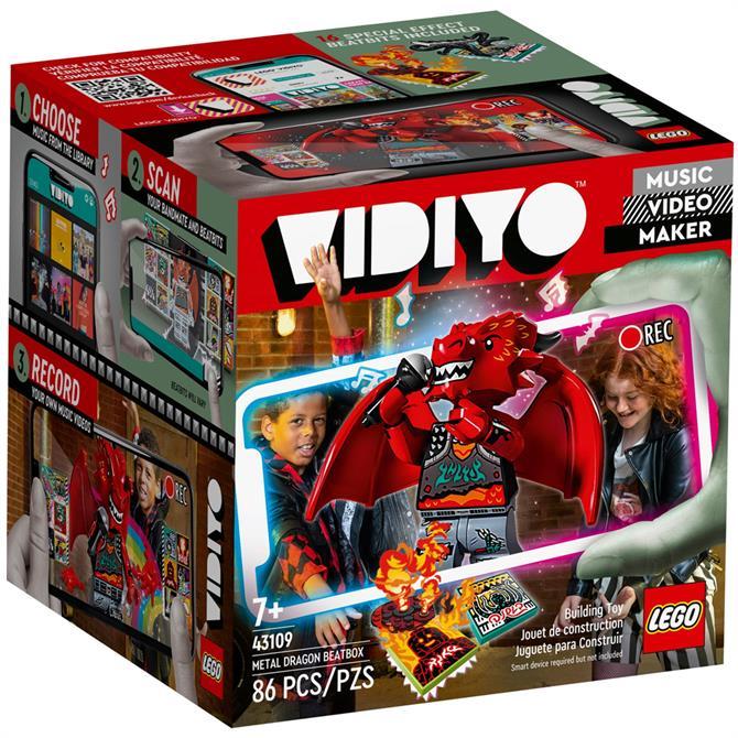 Lego Vidiyo Metal Dragon BeatBox 43109