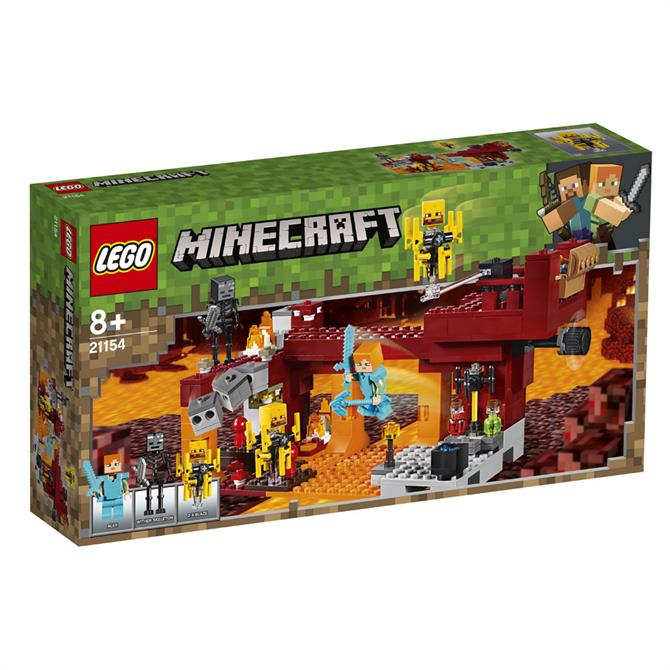 Lego Minecraft The Blaze Bridge