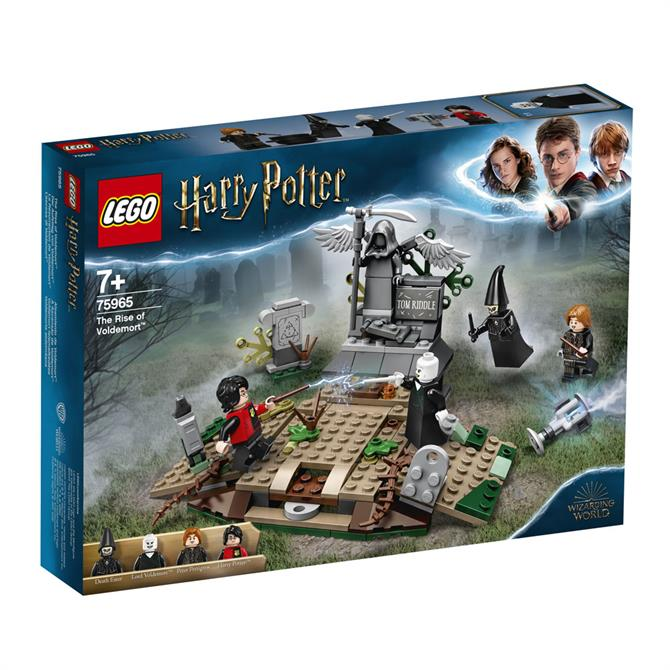 Lego Harry Potter: The Rise of Voldemort