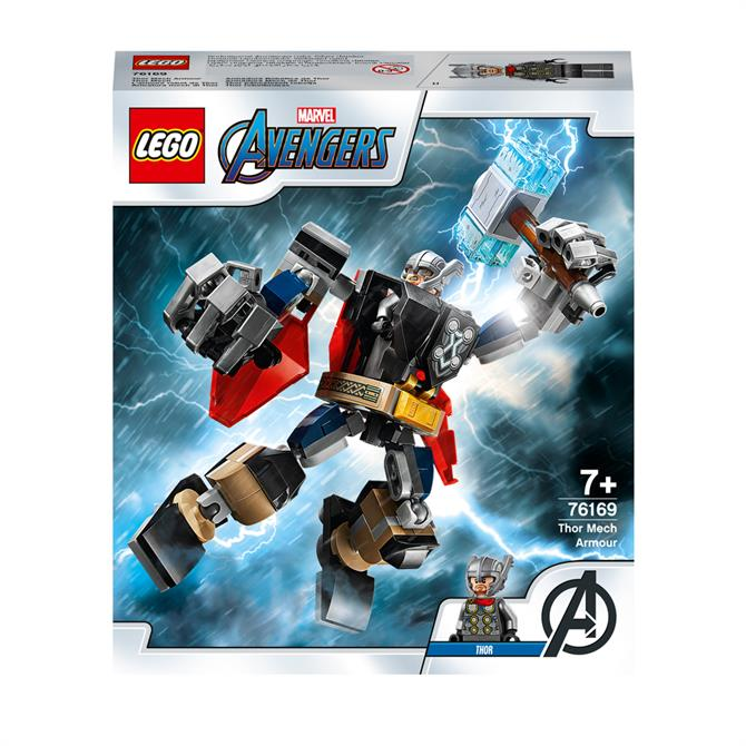 Lego Thor Mech Armour 76169