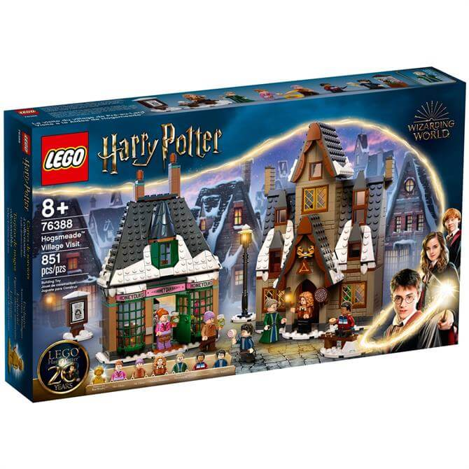 Lego Harry Potter Hogsmeade Village Visit 76388
