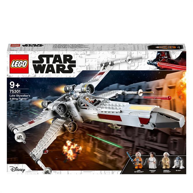 Lego Luke Skywalker's X-Wing Fighter 75301