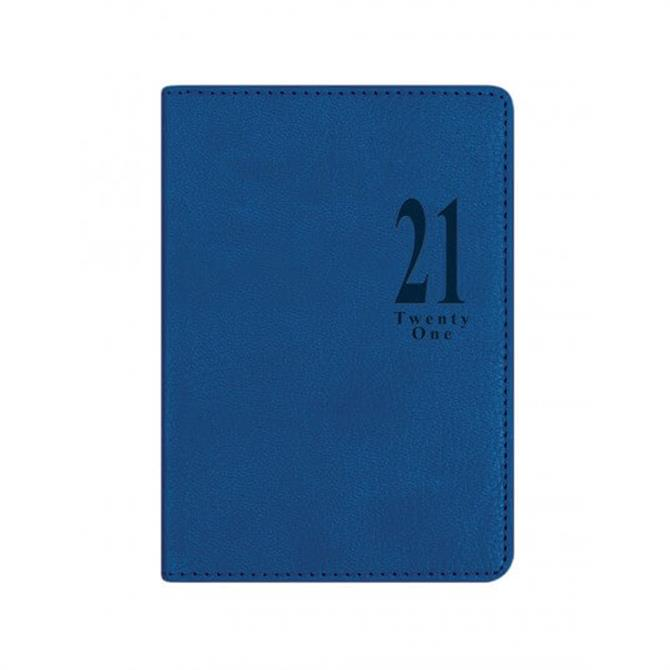 Letts 2021 Milano Compact Pocket Week to View Diary