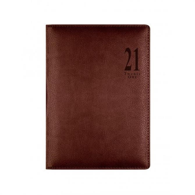 Letts 2021 Milano A5 Week to View Diary 2021