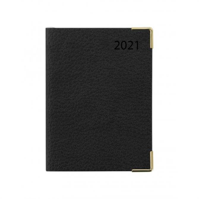 Letts 2021 Connoisseur Mini Pocket Week to View Diary