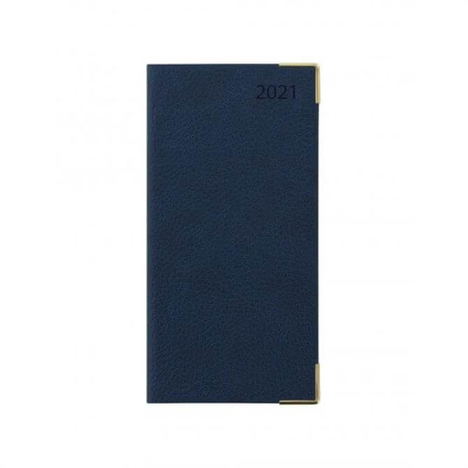Letts 2021 Connoisseur Slim Two Weeks to View Diary