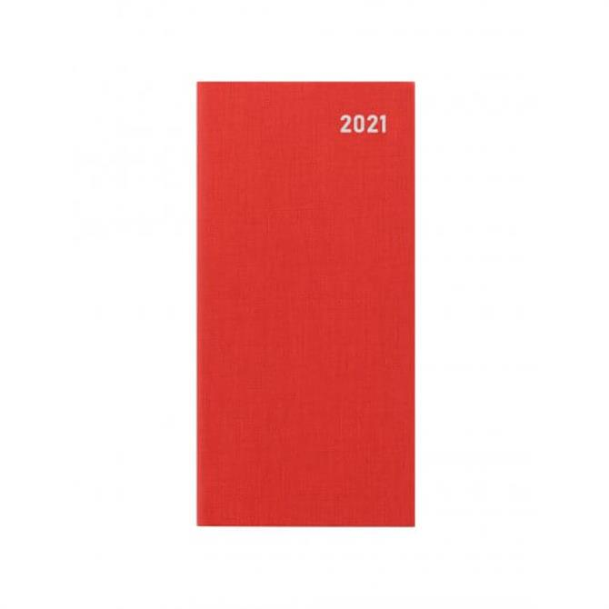 Letts 2021 Principal Brights Slim Month to View Diary