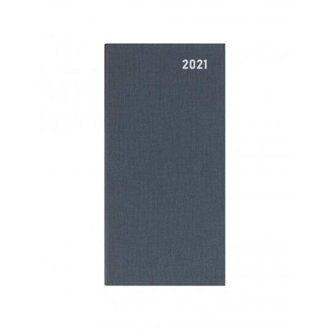 Letts 2021 Principal Brights Slim Two Weeks to View Diary