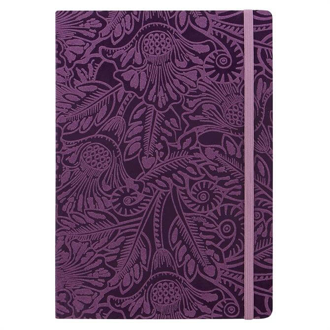 Letts Edge Baroque A5 Week To View 2020 Diary with Notes