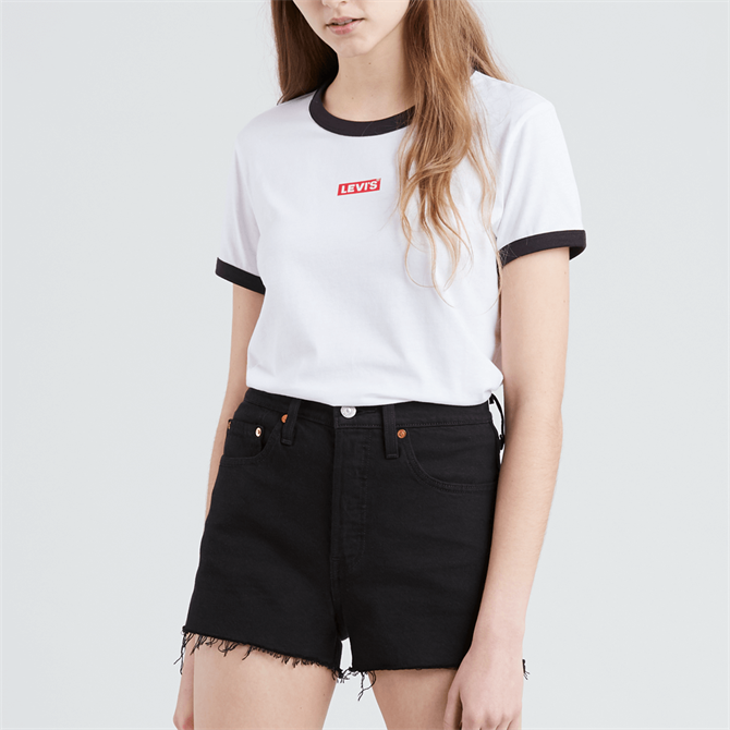 Levi's Perfect Ringer Tee Shirt