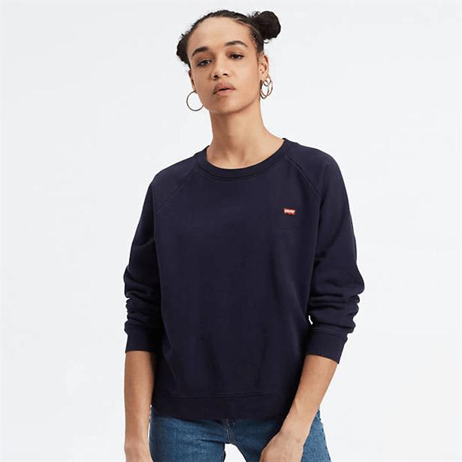 Levi's Relaxed Graphic Crew Sweatshirt