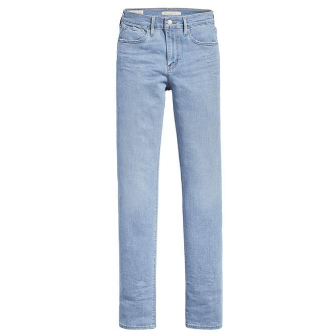 Levi's 724 High Rise Lose Angeles Steeze Straight Jeans