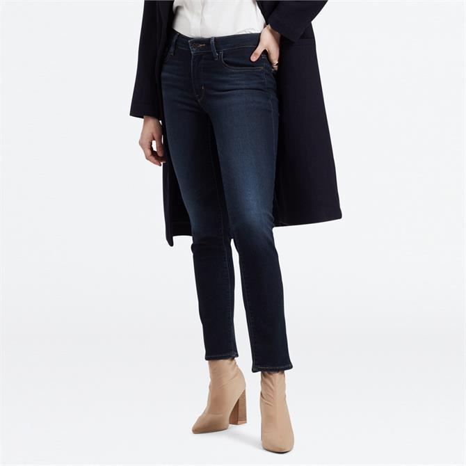 Levi's 712 London Indigo Slim Jeans