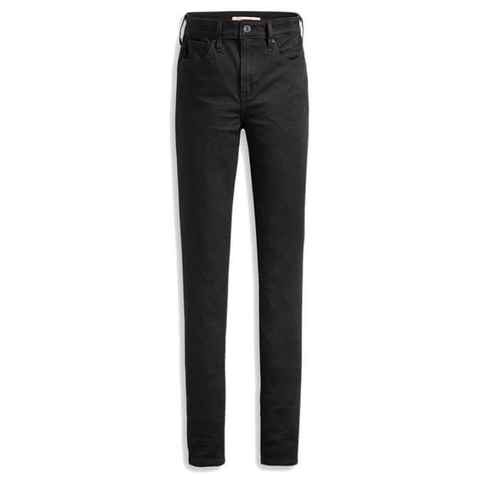 Levi's 721 High-Waisted Skinny Jeans, Long Shot