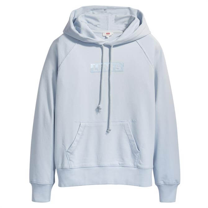Levi's Graphic Sport Baby Blue Hoodie
