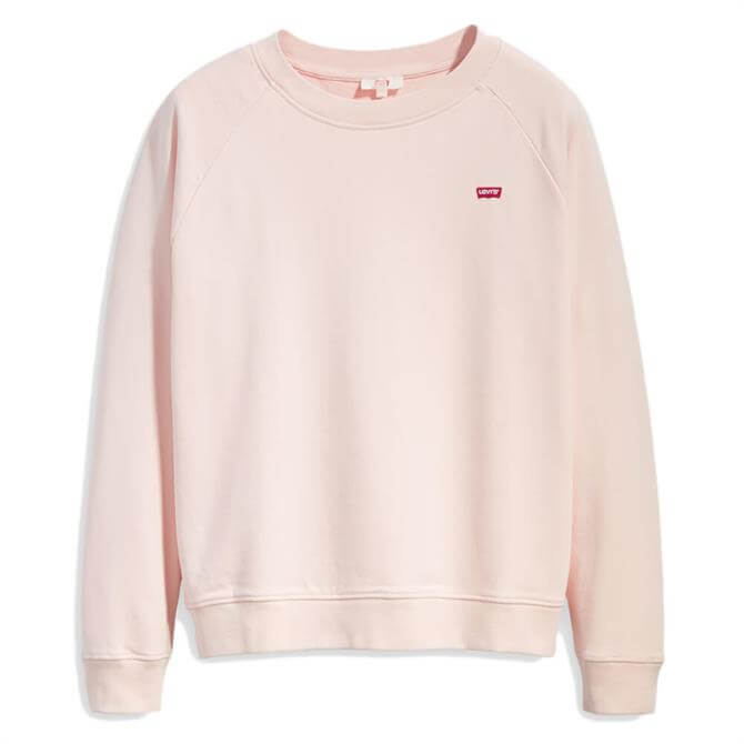 Levi's Relaxed Crew Neck Sweatshirt