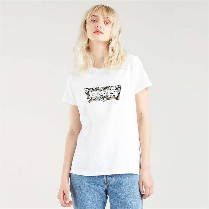 Levi's The Perfect Vanessa Floral Tee