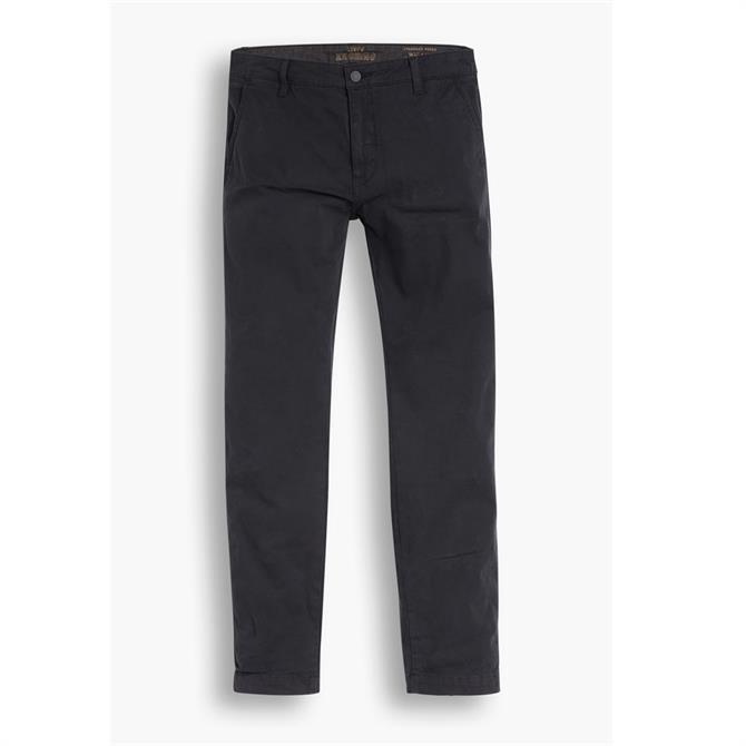 Levi's Black XX Standard  Taper Chino Trousers