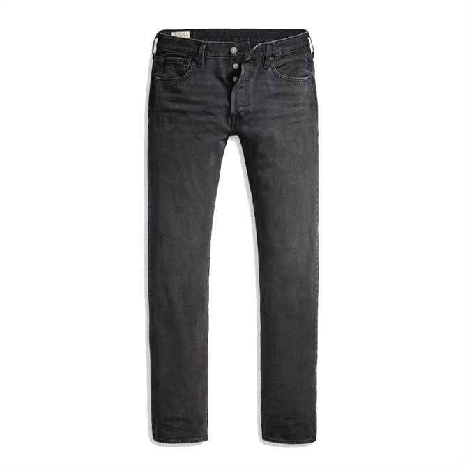 Levi's 501 Original Fit Jeans Solice Black