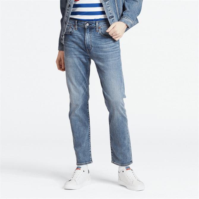 Levi's 502 Regular Taper Jeans - Baltic Blue