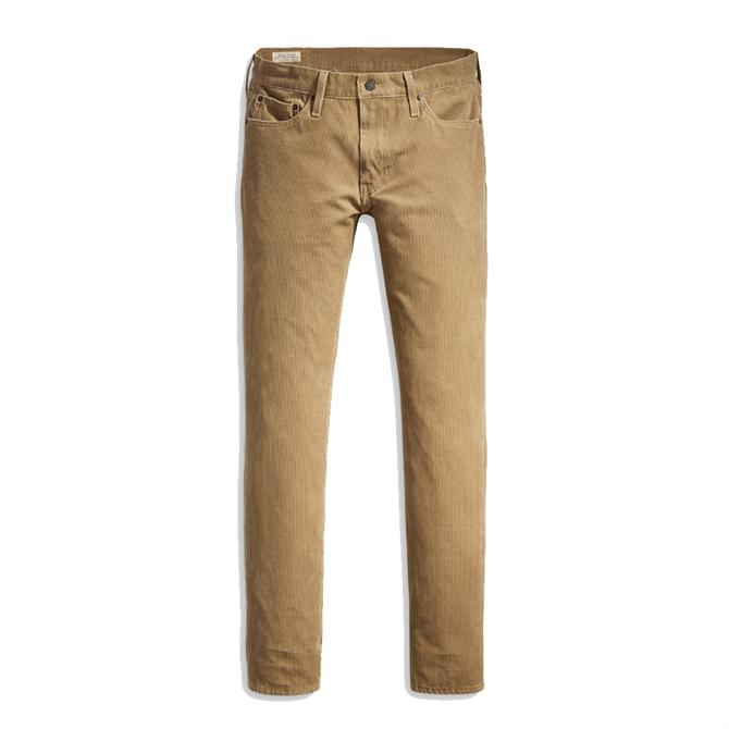 Levi's 511 Slim 5 Pocket Trousers - Grey