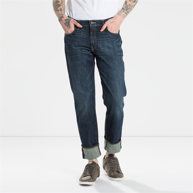 Levi's 511 Slim Fit Jeans - Rain Shower Blue