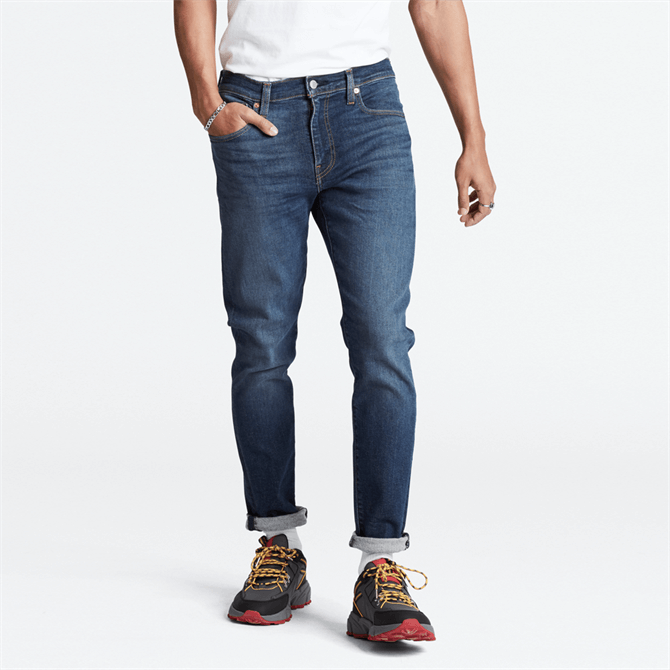 Levi's 512 Slim Taper Fit Jeans - Sage Blue