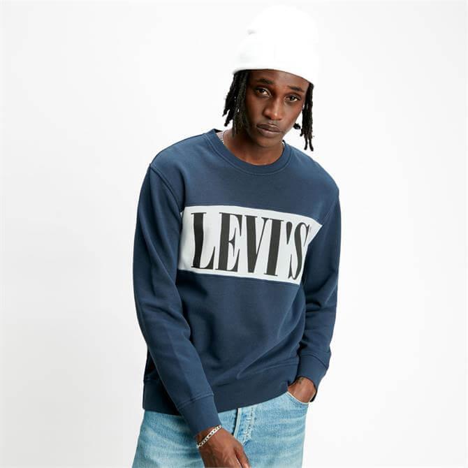 Levi's Colourblock Logo Sweater