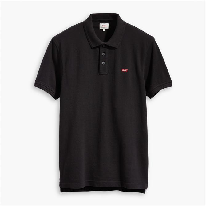 Levi's Housemark Polo - Black