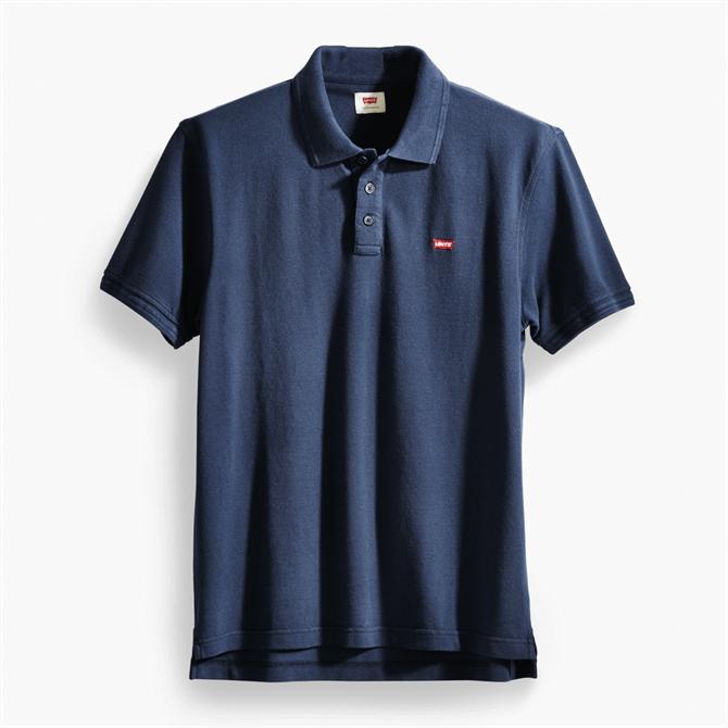 Levi's Housemark Polo - Dress Blue