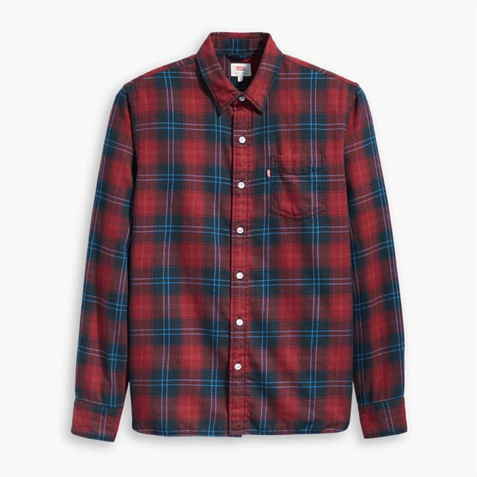 Levi's Sunset Pocket Shirt - Graphite Black