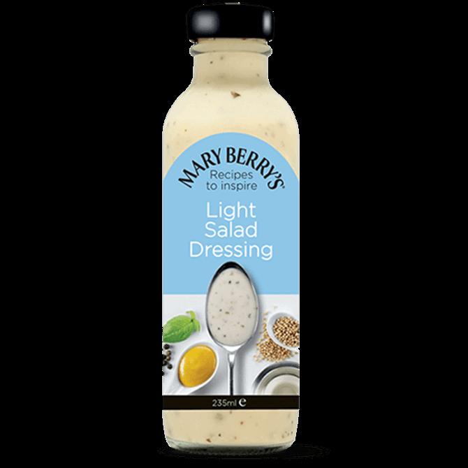 Mary Berry's Light Salad Dressing 235ml