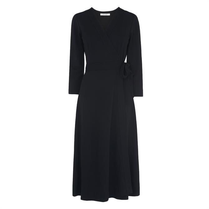 L.K. Bennett Juno Wrap Dress