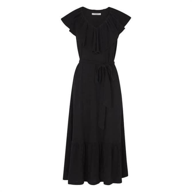 L.K. Bennett Margret Cotton Linen Dress