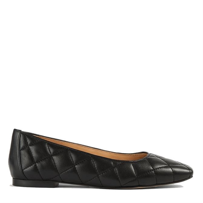 L.K. Bennett Carolina Nappa Leather Flats