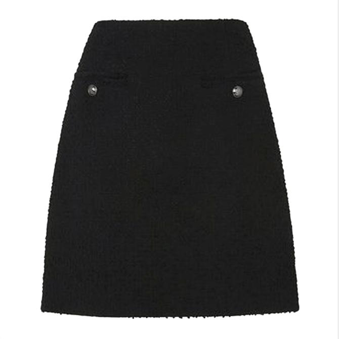 L.K. Bennett Charlee Tweed Skirt