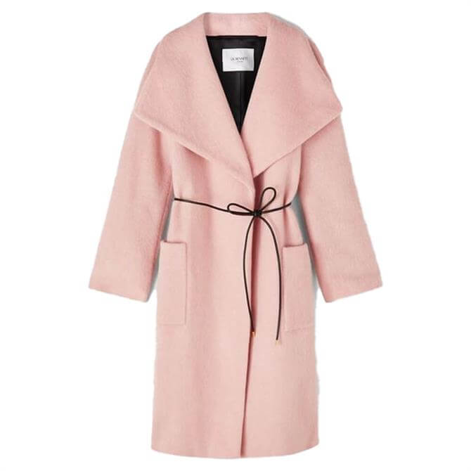 L.K Bennett Phoebe Wool Mix Coat