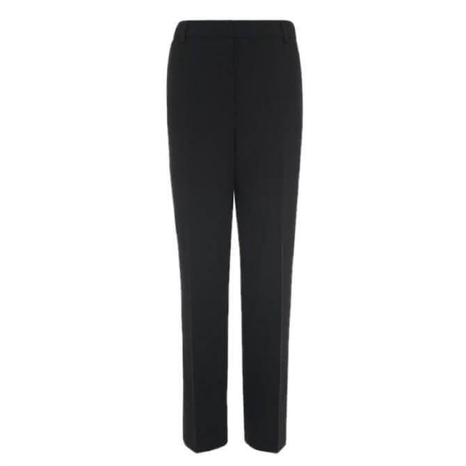 L.K. Bennett Eden Black Skinny Stretch Trousers